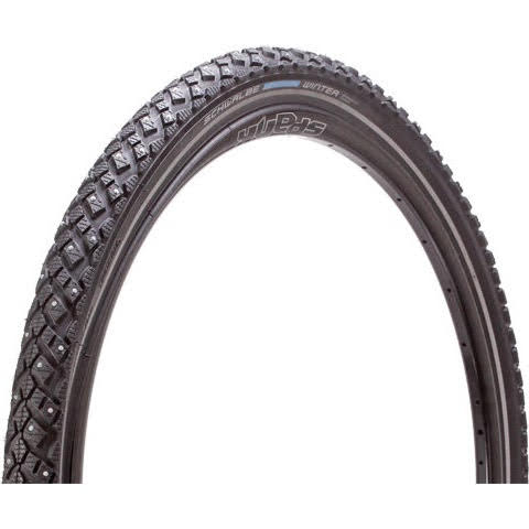 Schwalbe Marathon Winter Tire, 29x2.0 with Reflective Sidewall
