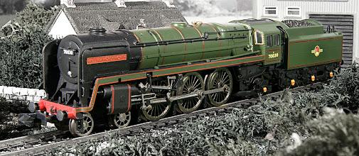 Photo: ND095F Britannia William Wordsworth