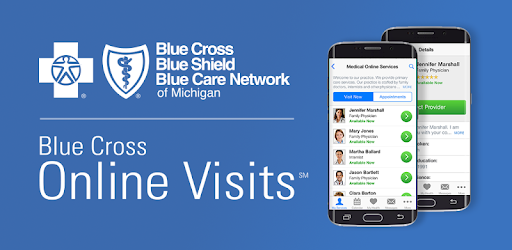 BCBSM Online Visits - Apps on Google Play