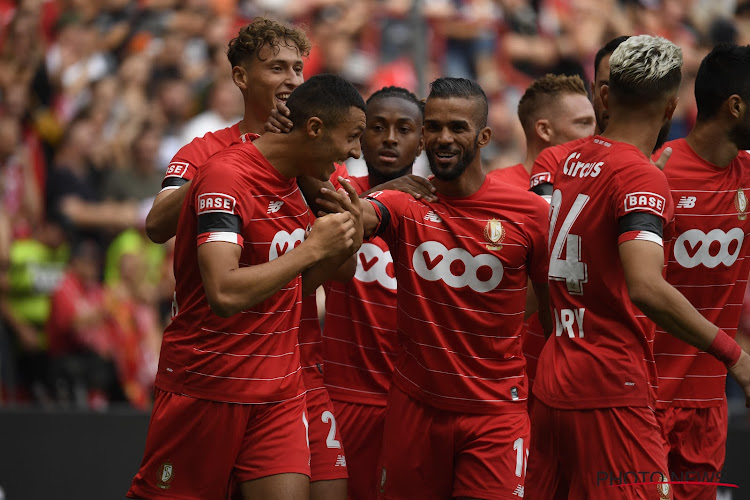 Europa League: groepen Standard en AA Gent onder de loep genomen