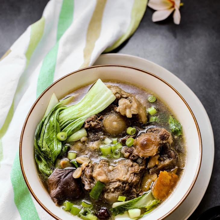Copycat Alley Restaurant Oxtail Soup Recipe