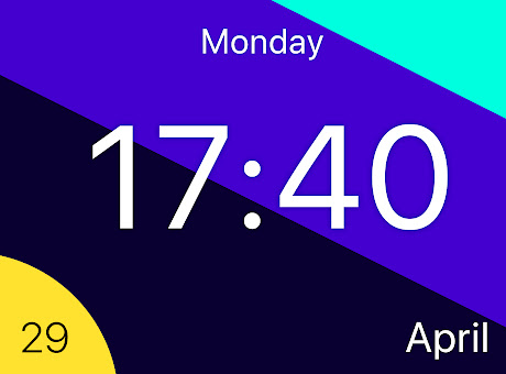 Clock for Google Chrome ™