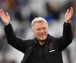West Ham récompense David Moyes