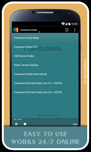 Cameroon Radio - Live Radios