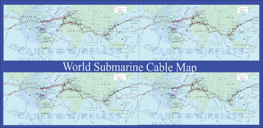 World submarine cable - Apps on Google Play