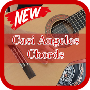 Casi Angeles Chords Guitar - náhled