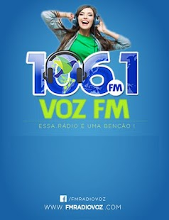 Radio Voz 106.1 Foz v4- screenshot thumbnail