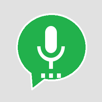 Voice to text (for Whatsapp,fb Messenger,gmail)