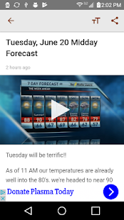 KOLR10 Weather Experts- screenshot thumbnail