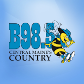 B98.5 - Central Maine's Country - Augusta (WEBB)