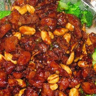 Kung Po Chicken #FamousRestaurantCopycats