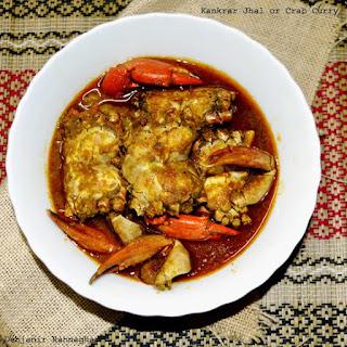 Kakrar Jhal | Bengali Crab Curry
