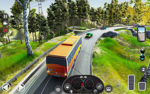 Offroad Bus Simulator 2020:Ultimate Mountain Drive 1.5 screenshots 2