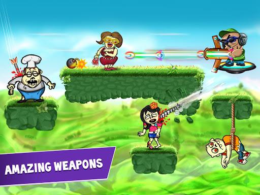 Zombie Archery ud83cudff9 - Zombies Arrow shooting Games 1.2.1 screenshots 7