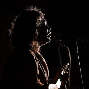 The Folk Artiste... by Rathin Halder - People Musicians & Entertainers
