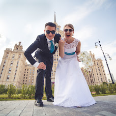 Wedding photographer Grigoriy Mamontov (Grigory18). Photo of 16.10.2014