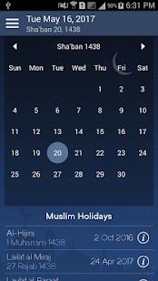 Muslim Athan & Prayer Times PRO - Qibla, Azan - náhled