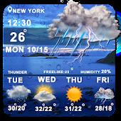 Tải Cập nhật thời tiết miễn phí