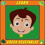 Learn GreenVegetablesWithBheem