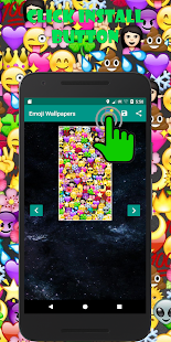 Emoji Wallpapers 🙈 🙉 🙊- screenshot thumbnail