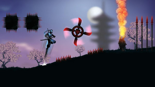Ninja warrior: legend of shadow fighting games apkmr screenshots 15