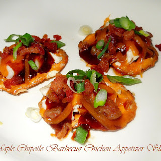 Barbecue Chicken Appetizers Recipes
