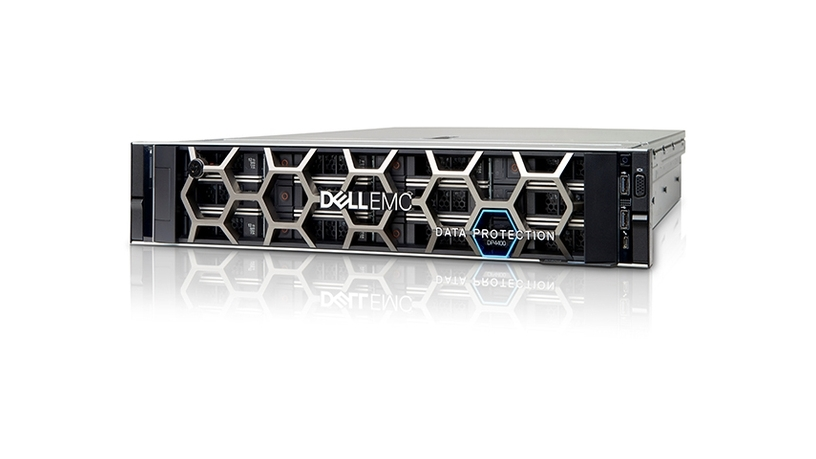 The new Dell EMC Integrated Data Protection Appliance DP4400; simply powerful data protection at the lowest cost-to-protect.