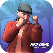 Mad Crime Town Wars Two Islands