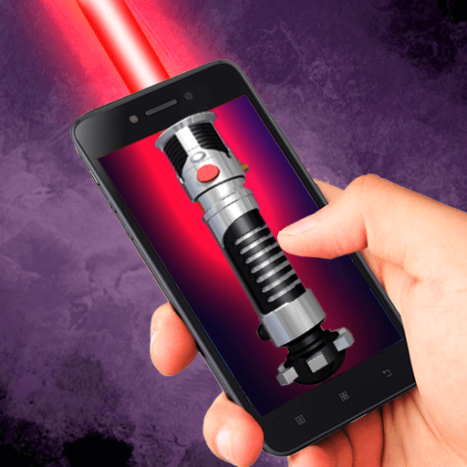 Laser Lightsaber Simulator (game)