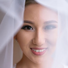 Wedding photographer Vladimir Valker (Valker). Photo of 10.04.2018
