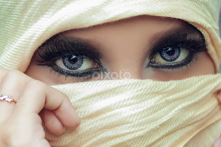 beauty eyes by Poetoet Adi - People Portraits of Women