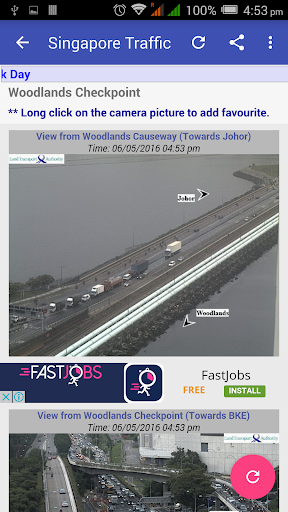 Download Singapore Traffic Cam on PC & Mac with AppKiwi APK Downloader