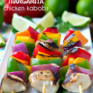 Margarita Chicken Kabobs