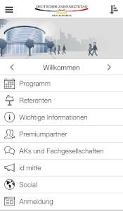 DTZT 2015 - Zahnärztetag screenshot 0