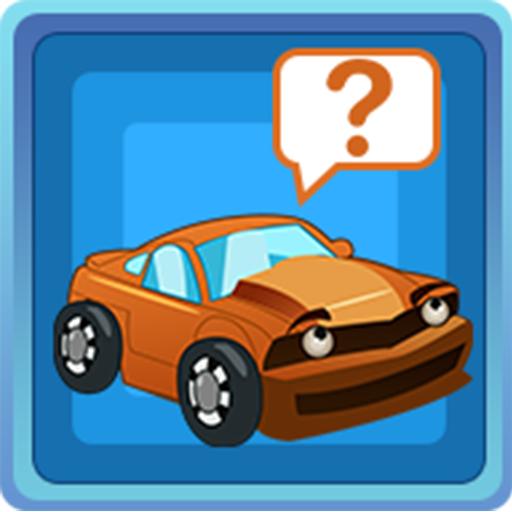Memory car - Kid's game