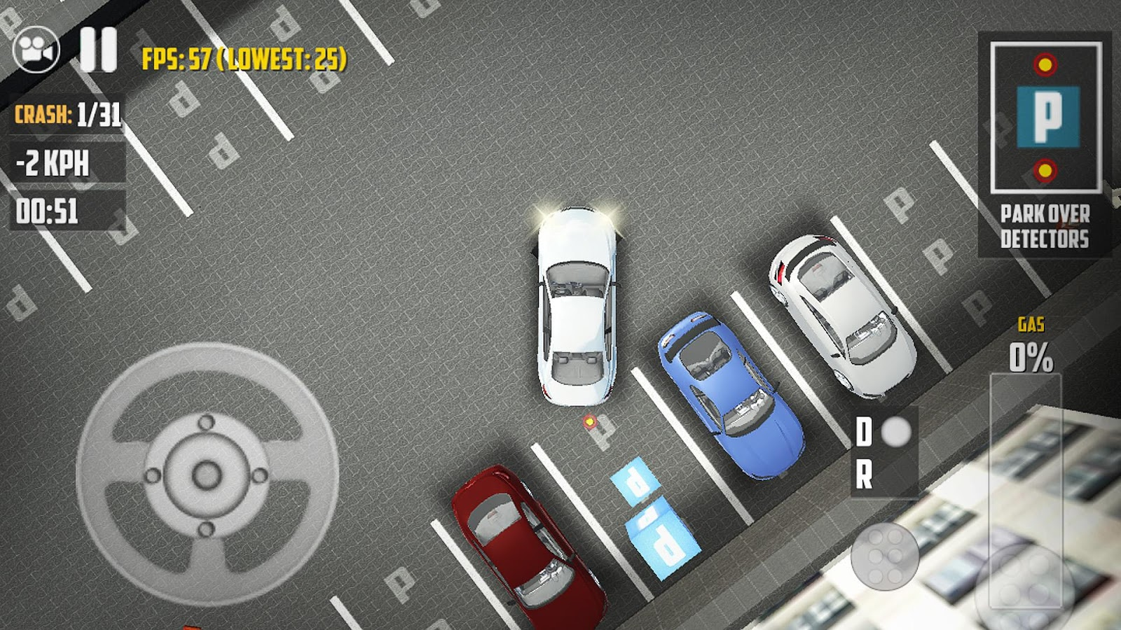 Car Parking City Driving 2016- screenshot