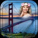 bridge photo frames icon