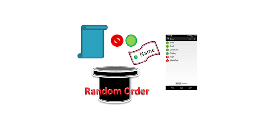 Random Order - Apps on Google Play