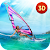 Windsurfing Game - Summer Water Sports Simulator file APK Free for PC, smart TV Download