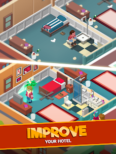 Hotel Empire Tycoon MOD APK 1.7.4 (Unlimited Money) 9