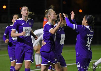📷 🎥 Herbekijk de zege van vrouwen Anderlecht op bezoek bij OH Leuven