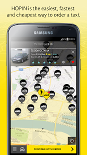 HOPIN TAXI- screenshot thumbnail