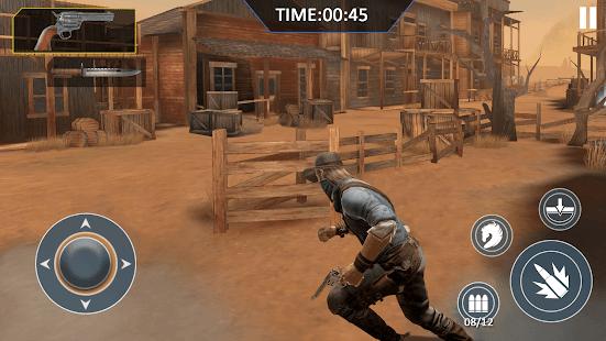 Cowboy Hunting: Gun Shooter 18