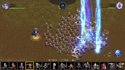 Code Triche Miragine War APK MOD (Astuce) screenshots 3