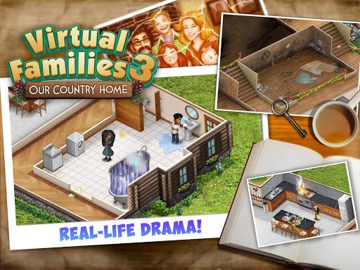 Virtual Families 3 0.4.12 screenshots 11