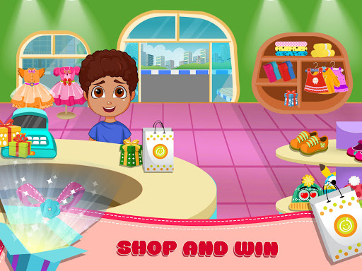 Baby Tailor Fashion Dress Up Shop screenshot 11