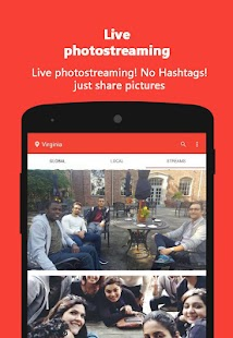 Events Meter – Events and Event Photo Sharing- screenshot thumbnail