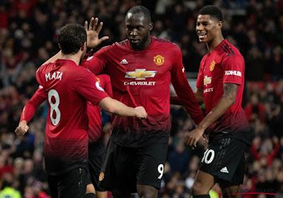 ? Et pendant ce temps-là... Romelu brille avec Manchester United