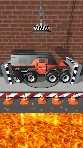 Car Crusher MOD APK [Unlimited Money + Unlocked + No Ads] 7
