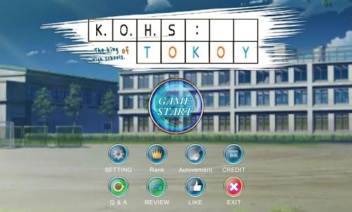 King of High schools in Tokyo v1.0.8.120